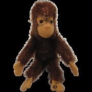 Steiff's Smallest Jocko Monkey With ID