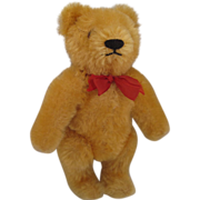 Steiff's Tiny and Adorable Early 1950's Era Bear With ID