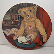 Steiff Club Porcelain Collector's Plate