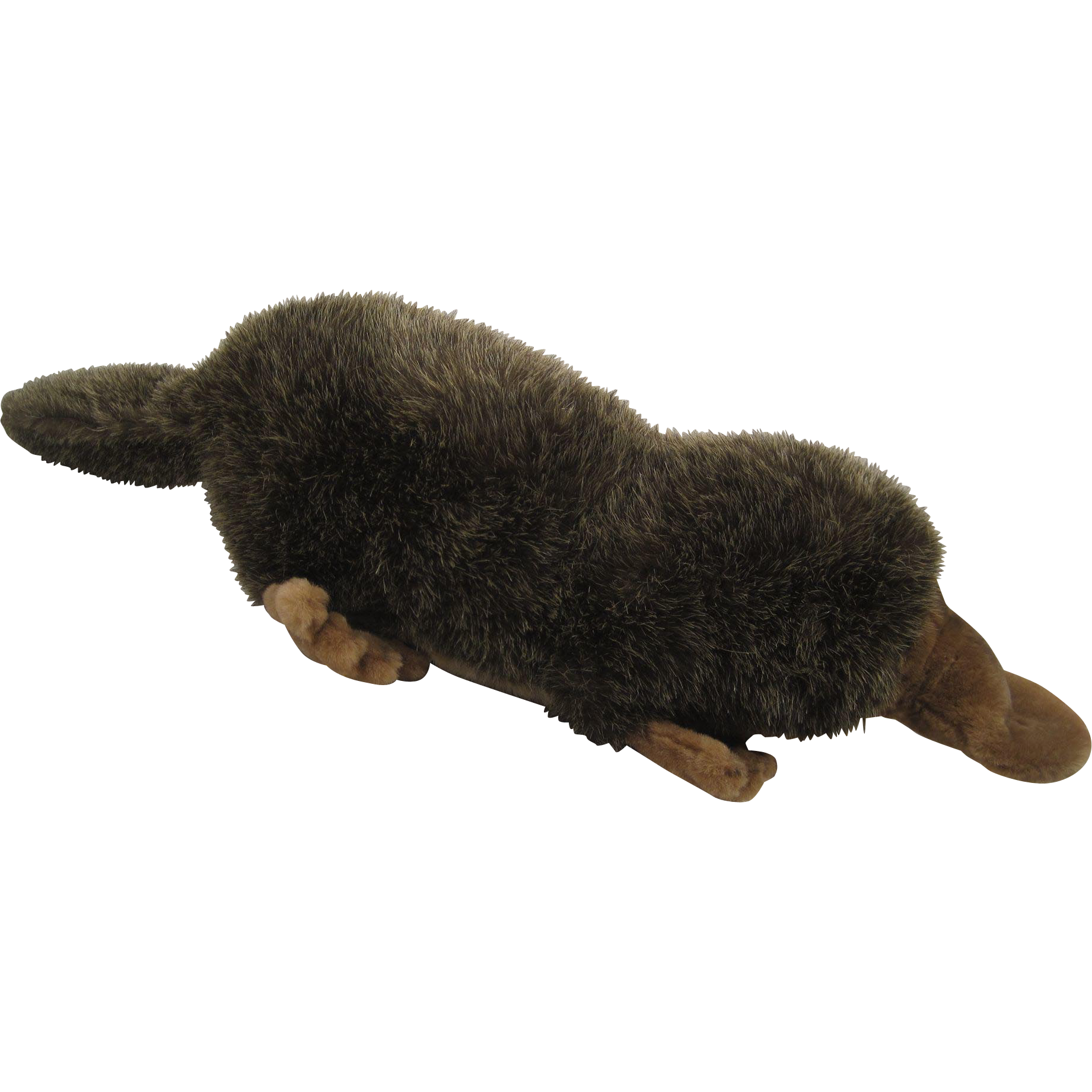 Steiff s Extremely Rare Soft Plush Platypus In Like New
