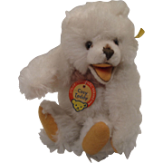 Steiff's Smallest White Cosy Teddy Bear With All IDs