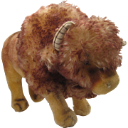 Steiff's Largest and Most Handsome Mohair Bison