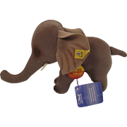Steiff's Adorable Trampy Elephant With All IDs and More
