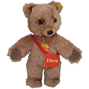 Steiff's Delightful Toddel Bear With All IDs