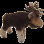 Steiff's Smallest Mohair Moose