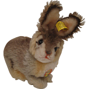 Steiff's Smallest Pummy Rabbit With All IDS