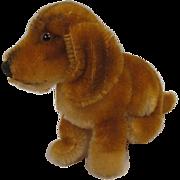 Steiff's Smallest Sitting Bazi Puppy Dog