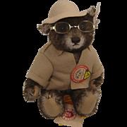 "Steiff's ""TR"" Teddy Bear Limited Edition With All IDs"