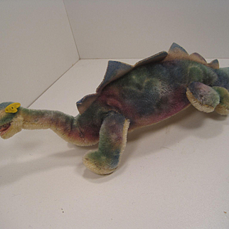 Steiff's Smallest Dinos Dinosaur