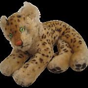 Steiff's Medium Sized Lying Leopard