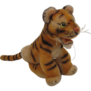 Steiff's Mohair Baby Bengal Tiger