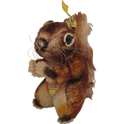 Steiff's Smallest Perri Squirrel With All IDs