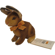 Steiff's Limited Edition Springtime Bunny With IDs