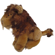 Steiff's Sitting Mohair Leo Lion
