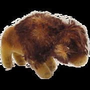 Steiff's Smallest Mohair Bison
