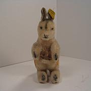 Steiff's Smallest Linda Kangaroo With IDs