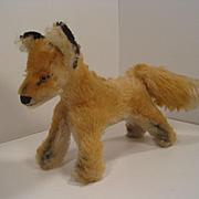 Steiff's Medium Sized Standing Xorry Fox