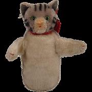 Steiff's Mohair Cat Puppet