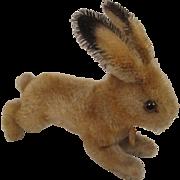 Steiff's Medium Sized Hoppy Running Rabbit With ID