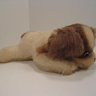 Steiff's Smallest Floppy Cockie Sleeping Cocker Spaniel