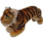 Steiff's Smallest Running Tiger Cub With ID