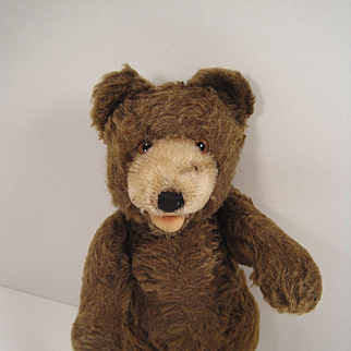 Steiff's Smaller Postwar Teddy Baby In Need Of Some TLC