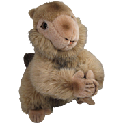 Steiff's Soft Plush Molly Piff Marmot With All IDs