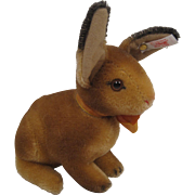 Steiff's Limited Edition Mohair Springtime Rabbit With IDs