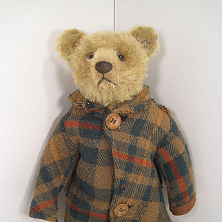 Fantastic Circa 1906 Steiff Teddy Bear With ID and Full Family Provenance