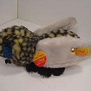 Steiff's Cosy Flappy Soft Plush Fly With All IDs