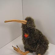 Steiff's Awesome and Quirky Kiwi Bird With All IDs