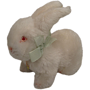 Steiff's White as Snow Cosy Ango Rabbit With All IDs