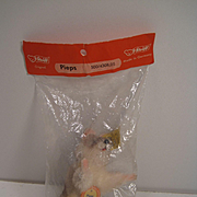 Steiff's Perfect Pieps Mouse With All IDs in Original Packaging