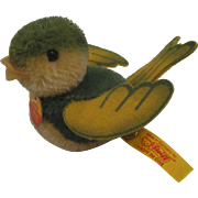Steiff's Tiny and Adorable Mohair and Felt Lore Songbird With All IDs
