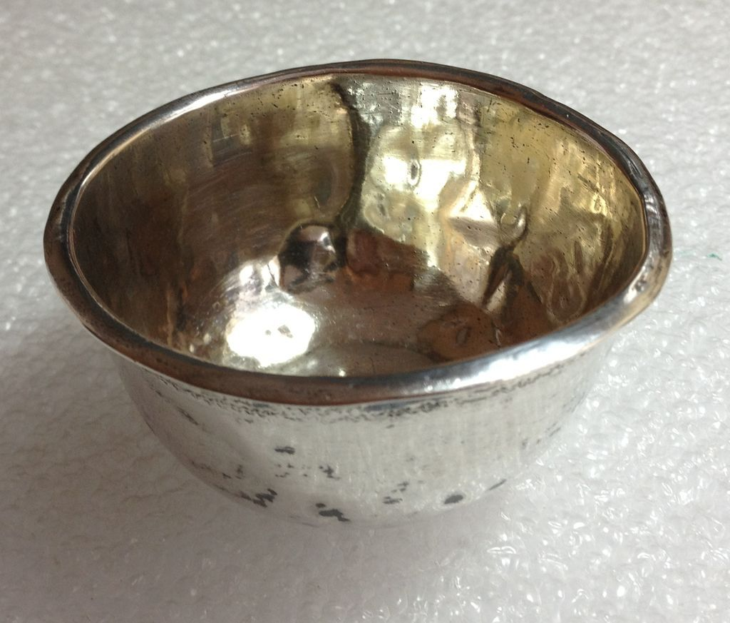 Swedish silver cup c. 1796