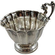 French 950 silver cup by JF Veyrat c. 1830-1840