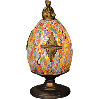 Novelty Lamp Finials : Stidwill s Antiques from stidwillsantiques on Ruby Lane