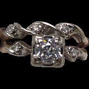 Diamond Gold Bridal Set