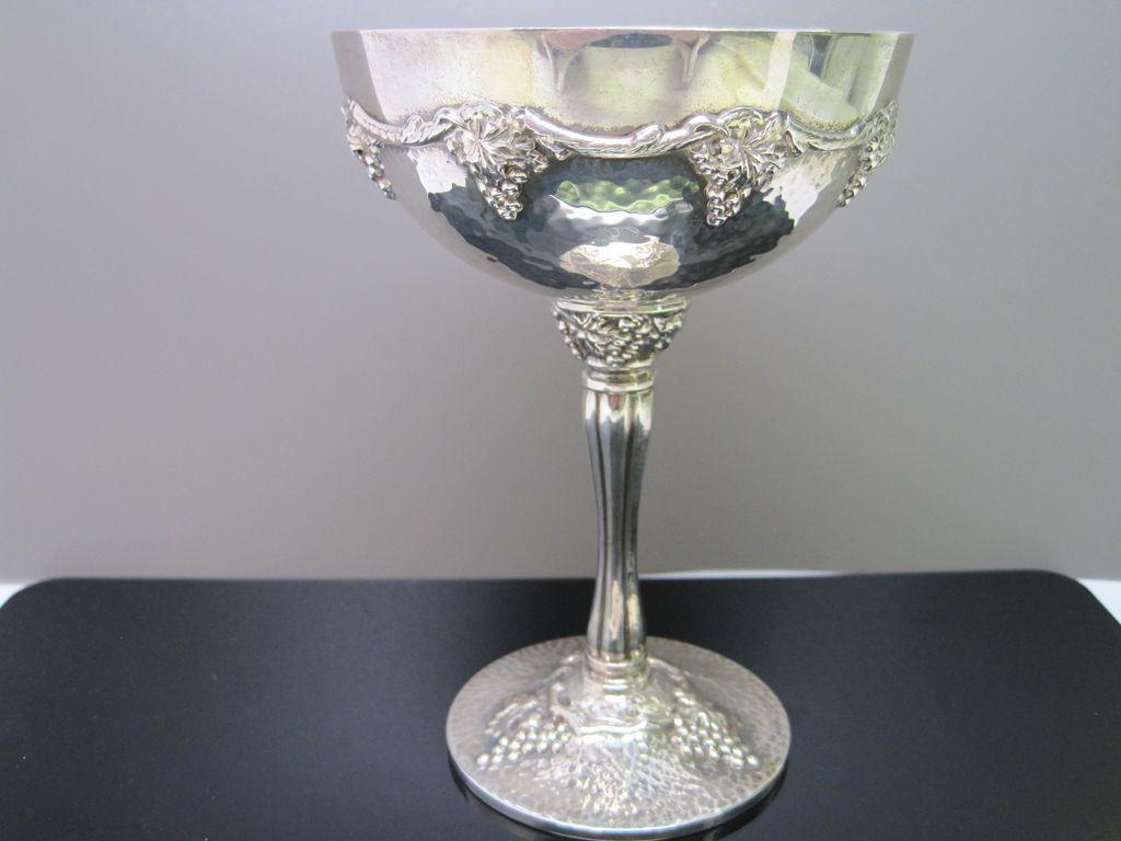 Sterling Silver Wine Goblets