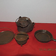 Wagner Ware Salesman's Samples