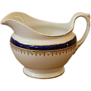 Antique Gravy Boat Jug, English, Wedgwood.