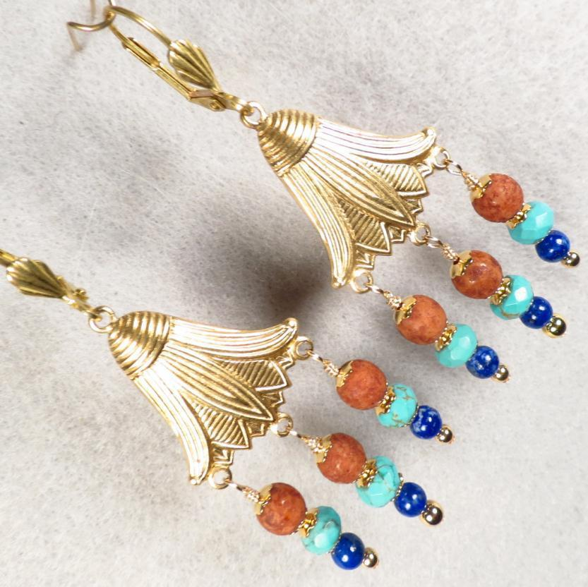 Ancient Egyptian Goddess Jewelry