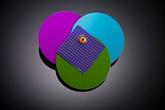 Anodized Aluminum Large Pins
