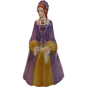 Goebel Queen Elizabeth I Porcelain Figurine made in West Germany
