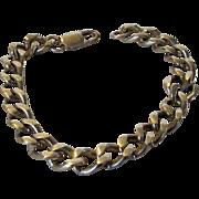 Sterling Silver Heavy Bracelet