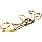 14 Karat Snake Chain Made in Italy