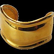Vintage Carolee Goldtone Bracelet