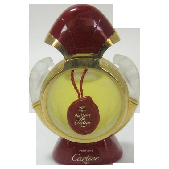Cartier Stone Factice of Panthere de Cartier