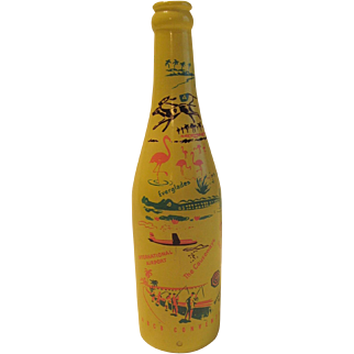ABCB (American Bottlers of Carbonated Beverages) 1955 convention Bottle