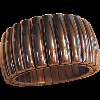 Vintage Heavy Expandable Bracelet